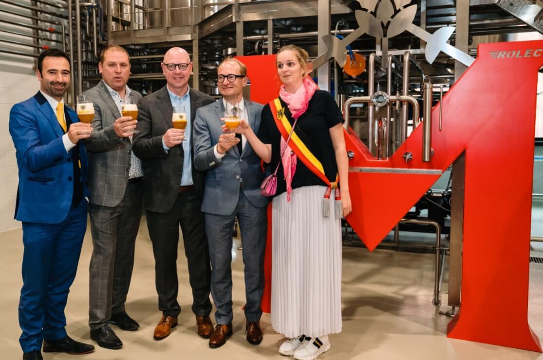 Craftbierbrouwerij van The Musketeers officieel geopend - Bier! magazine | Magazine over speciaalbier